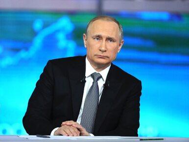 Putin wygrywa wybory. Drugiej tury nie będzie