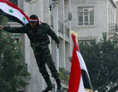 Syria: krwawe walki wokół stolicy. Armia buntowników rośnie w siłę