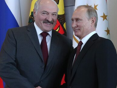Putin dostał słoninę i cztery worki kartofli. To podarunek od prezydenta...