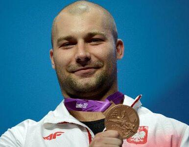 Bonk dostał medal. To nie koniec nagród
