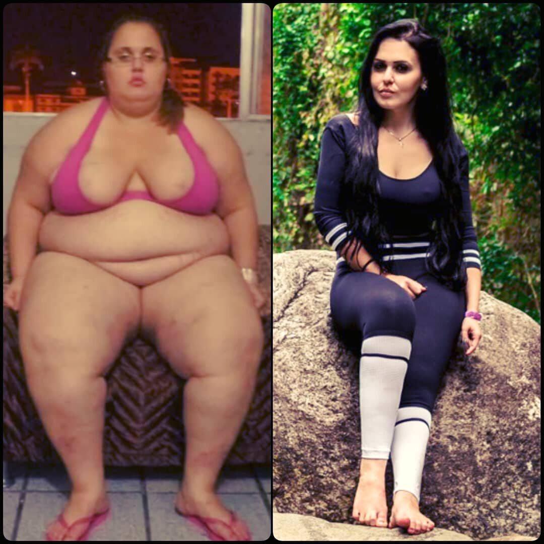 Jessica Valitutto przed i po metamorfozie