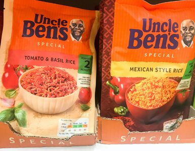 "Ryż i sosy ""Uncle Ben's"" znikną, bo są… rasistowskie"