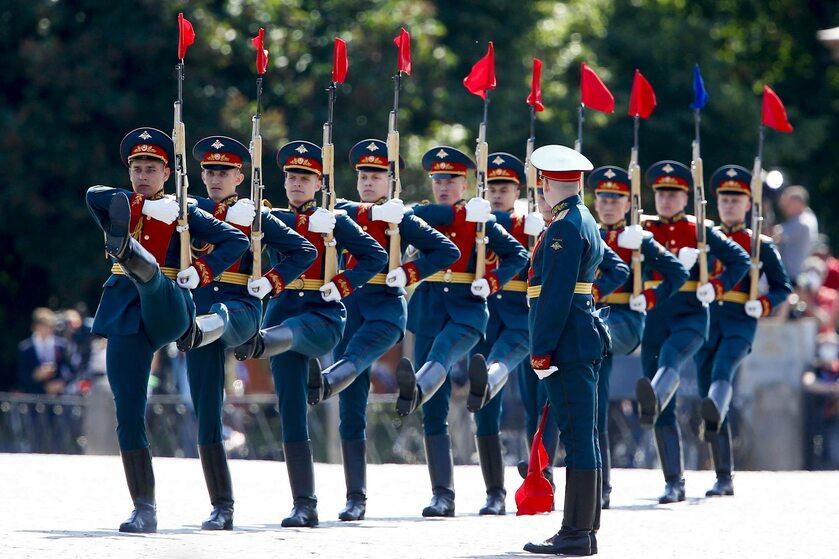 Parada Zwycięstwa w Moskwie