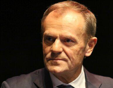 Donald Tusk chce wystartować w wyborach? Sikorski: Na pewno o tym myśli