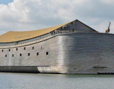 Holender zbudował pełnowymiarową replikę Arki Noego. Jakie ma co do niej...