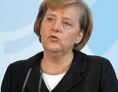Merkel: chcemy dobrych stosunków z Polską
