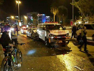 Kolizja pojazdów z kolumny jadącej z premier Szydło. Dwie osoby ranne