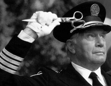 """Nie żyje George Gayness, komendant z """"Akademii Policyjnej"""""""
