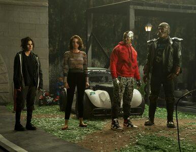 """Najdziwniejsza grupa bohaterów DC powraca w 2. sezonie serialu """"Doom..."""