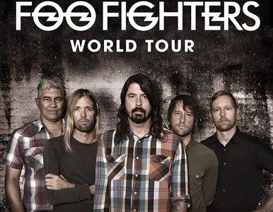Foo Fighters już w poniedziałek w Krakowie!