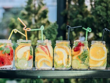 Ten sok chroni przed rakiem. Pijemy go bardzo rzadko