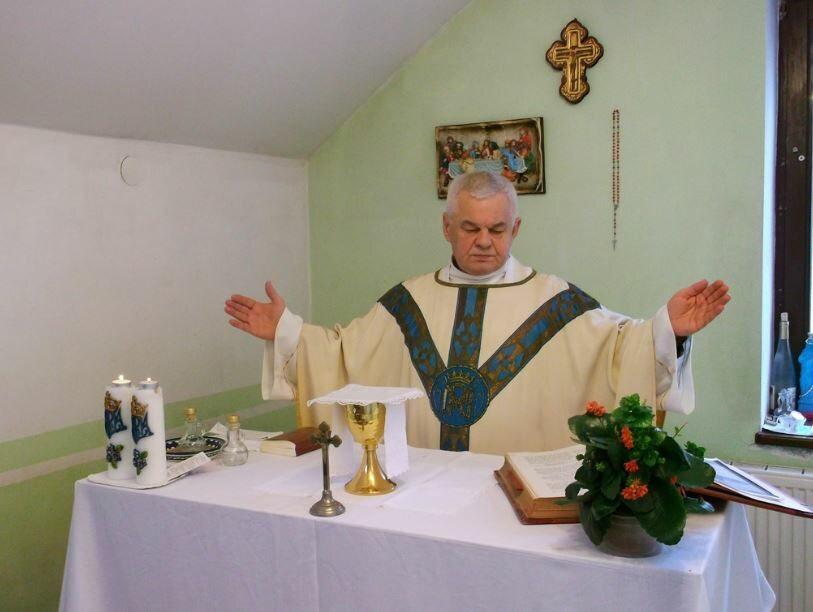 Lech Kokosa, zdjęcie pochodzi ze strony Joannici.eu