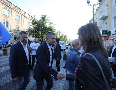 Politycy PO obrazili mieszkańca Węgrowa? To nagranie pokazuje, jak było...