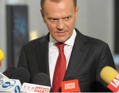 Tusk apeluje do Polaków: nie protestujcie podczas Euro