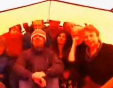 Antarktyda: Naukowcy śpiewają życzenia noworoczne czekając na ratunek
