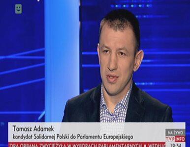 Adamek: Zakończymy zabijanie dzieci w Europie