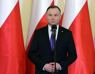 Koronawirus w Polsce. Konferencja Andrzeja Dudy po spotkaniu z...