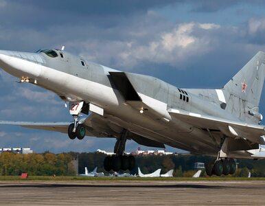 Rosja. Katastrofa ponaddźwiękowego bombowca Tu-22M3