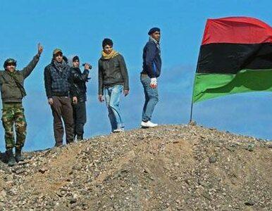 Chiny: rebelianci libijscy to partner do dialogu