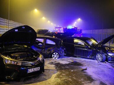 Rozbitym na DK10 BMW kierował nieuprawniony kolega Macierewicza?...