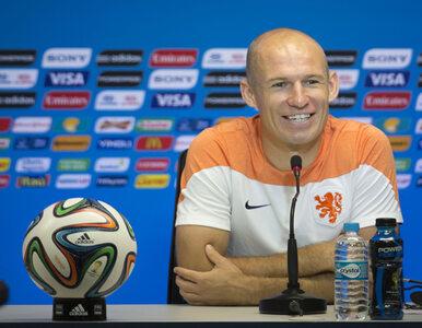 Robben: Porażka z 2010 roku będzie mnie prześladować