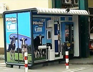 Coraz więcej Polaków lubi mleko prosto od krowy