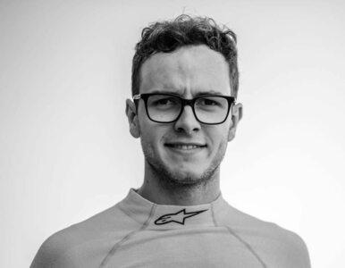 Wypadek na torze Spa w Belgii. Nie żyje kierowca Formuły 2, Anthoine Hubert