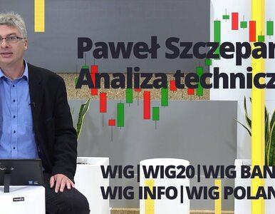 Paweł Szczepanik przedstawia: WIG, WIG20, WIG BANKI, WIG INFO, WIG...