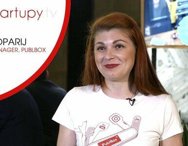 startupy.tv| Jana Oparij, PublBox