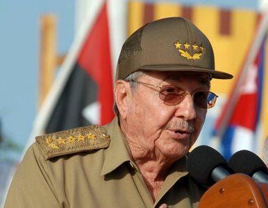 """Castro chce rozmawiać z Amerykanami. """"O prawach człowieka - też"""""""