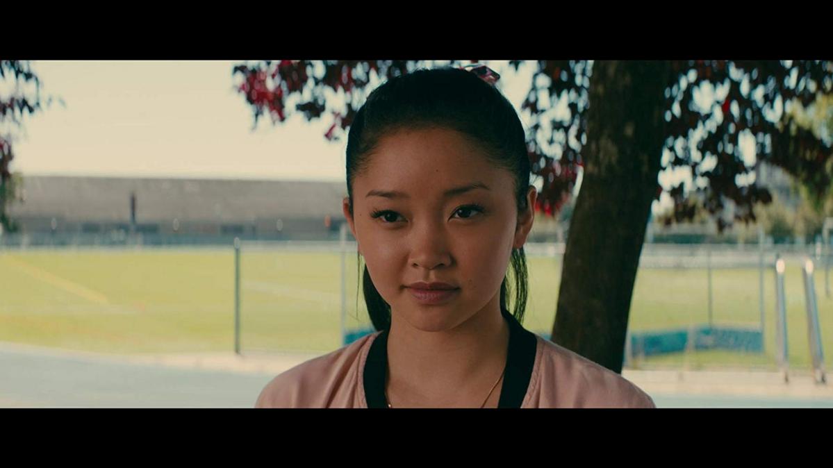 """Kadr z filmu """"Do wszystkich chłopców, których kochałam"""""""