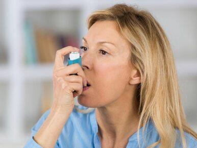 GIF wycofuje popularny lek na astmę