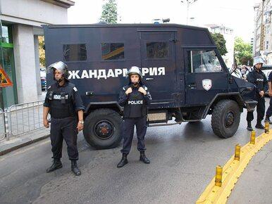 Gazem łzawiącym pod wiatr. Akcja bułgarskiej policji hitem internetu