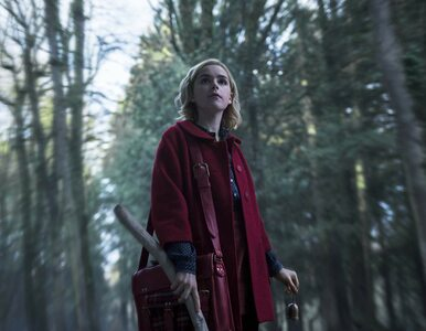 "Quiz wiedzy o serialu ""Chilling Adventures of Sabrina"""