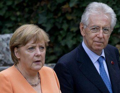 Monti: pakt fiskalny jest potrzebny