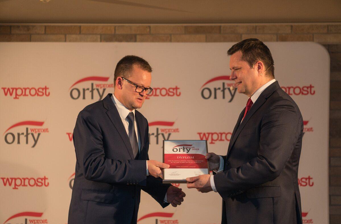 """Orły """"Wprost"""" w Lublinie"""
