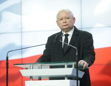 Kaczyński oskarża Trzaskowskiego o wstrzymywanie wypłat 500+. Prezydent...