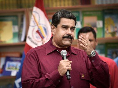 """Wybory prezydenckie w Wenezueli bez udziału opozycji. """"Zniknęła z mapy..."""