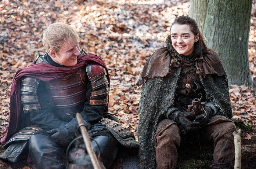 """Kadr z jednego z poprzednich sezonów """"Gry o tron"""""""