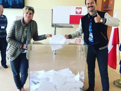 Aktorzy i muzycy wzięli udział w wyborach do PE. Pochwalili się...