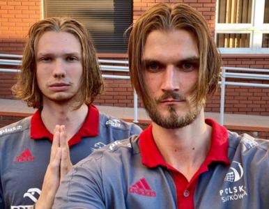 Polscy siatkarze zapuścili włosy. Mieli ważny powód