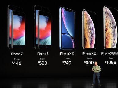Aż trzy nowe telefony od Apple! Oto iPhone Xs, iPhone Xs Max oraz iPhone Xr