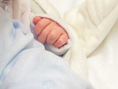 Do warszawskiego szpitala trafiło 6-tygodniowe dziecko. Jest...