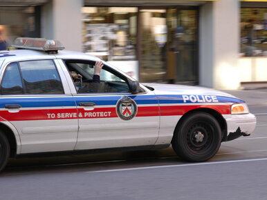 Kierowca vana wjechał w grupę osób w Kanadzie. Został zatrzymany przez...