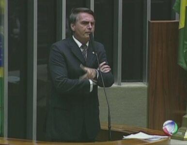 Brazylijski polityk do oponentki: Nawet bym cię nie zgwałcił. Nie jesteś...