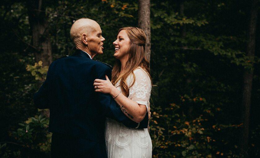 Becky i Tim Carey