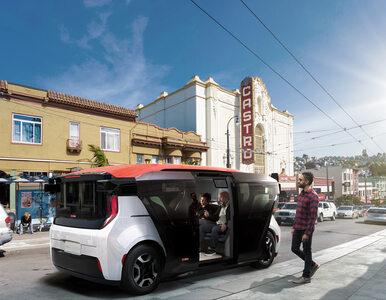 Nie ma kierownicy, pedałów i wycieraczek. Oto nowy samochód autonomiczny...