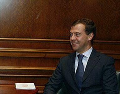 """Miedwiediew krytykuje Łukaszenkę. """"To antyrosyjska kampania"""""""