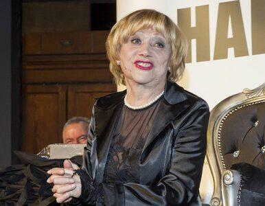 Nie żyje aktorka Krystyna Sienkiewicz. Miała 81lat