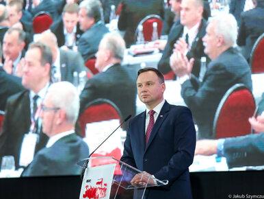 """Prezydent o """"Solidarności"""": Wyprowadziła Polskę zza żelaznej kurtyny"""